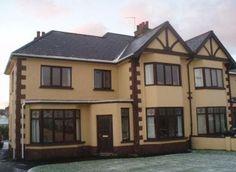 The Sheiling, Portrush, Coleraine, Co Antrim, Northern Ireland. Holiday. Travel. Explore.