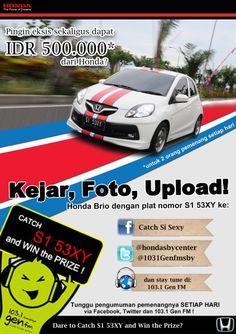 Honda Brio, Car, Poster, Automobile, Autos, Billboard, Cars