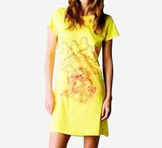 See by Chloé Yellow And Orange Dress