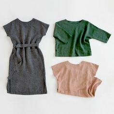 Shift Dress + Top Sewing Pattern – Wiksten