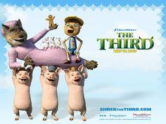 Papel de Parede Mobile - Shrek: http://wallpapic-br.com/desenhos-animados-e-fantasia/shrek/wallpaper-18559