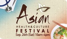 2015  Asian Health & Culture Festival - Image
