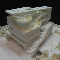 CS ARCHITECTS Office Building Architecture, Urban Architecture, Concept Architecture, Sustainable Architecture, Residential Architecture, Building Design, Architecture Sketchbook, Archi Design, Arch Model
