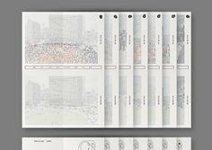 COLOR (북) / 디자인, 사진: 신주영 / 364*515mm / 64페이지 (8 포스터) / 2015년 3학년 1학기 7주 필드 트립 & 에쓰노그라피 프로젝트 / 지도 교수: 심대기