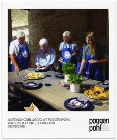 Carlucci at Poggenpohl