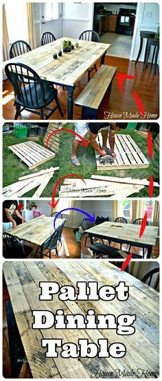 150 Best DIY Pallet Projects and Pallet Furniture Crafts - Page 71 of 75 - DIY & Crafts
