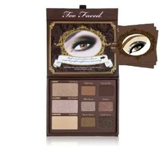 #9: Too Faced Natural at Night Collection, 0.39 Ounce.