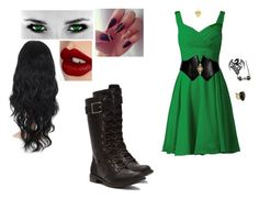 """""""Book 3, Outfit 4"""" by locksley-cxli ❤ liked on Polyvore featuring art"""