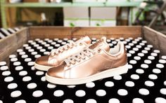 "The adidas Originals Stan Smith ""Copper Kettle"", a Sneakersnstuff SMU"