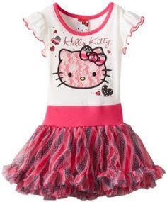 Hello Kitty Dress - Alivia