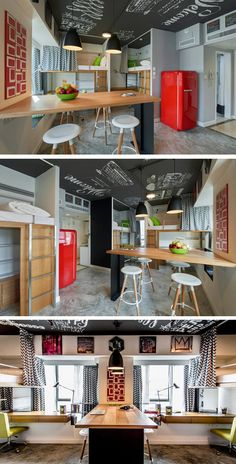 LYCS Architecture have designed Campus Hong Kong, a shared apartment created specifically for students.