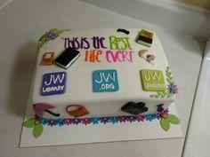 Cena de precursores Jw cake This is the best life ever Regular pioneer