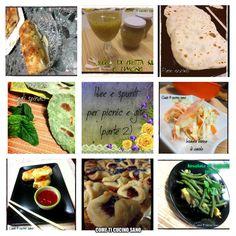 Idee+e+spunti+per+picnic+e+gite.+(Parte+seconda).+Facili+e+leggere.+Venite+a+scegliere+la+vostra+preferita. Picnic, Mexican, Ethnic Recipes, Food, Essen, Picnics, Meals, Yemek, Mexicans