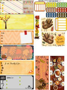 Plan.Teach.Create: Mini Madness Thanksgiving