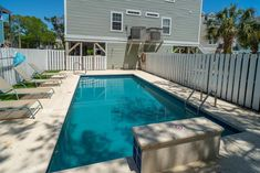 Located in Myrtle Beach, Overboard - Five Bedroom Home has accommodations with a private pool, private parking and free WiFi. Myrtle Beach State Park, Bath Or Shower, Private Pool, Dining Area, State Parks, Washing Machine, Flat Screen, Cable, Hotels