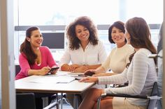 4 Easy Ways to Help Women Succeed In Business ~