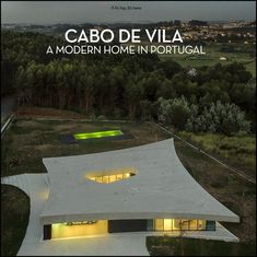 Portugal's Cabo de Vila House by Spaceworkers Architects