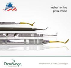 Instrumentos para Resina Marca; America Eagle