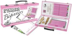 "Crafts & Sewing ""Sketching and Drawing For Beginners"" Artist Kit"