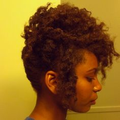 Side sweep twist out