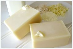 Luxuriously Nearly Natural, an unscented soap made with a triple dose of cocoa butter and decadent cows cream, jazzed up with colloidal oatmeal, goat milk, and kaolin clay. Each bar has a small chunk of cocoa butter embedded into the top.*No synthetic fragrances, colorants, or glitter added*Each bar weighs approximately 5-6 oz.**Summertime Note: Cold Process soap may sweat if it gets too hot. If this occurs, please remove the packaging and store in a cool, dry environmen...