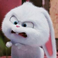 Pissed off 😠 Snowball Cute Bunny Cartoon, Cute Cartoon Pictures, Cartoon Profile Pics, Cartoon Pics, Funny Iphone Wallpaper, Cute Disney Wallpaper, Cute Cartoon Wallpapers, Rabbit Wallpaper, Bear Wallpaper