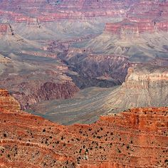 Grand Canyon Crimson Ridge
