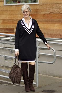 on the fringe | style at a certain age