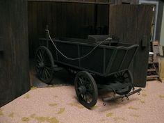 112 scale rustic farm wagon by otterine on Etsy, $110.00