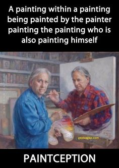 Funny Painting Of The Day