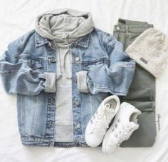 The best 91 tomboy outfit ideas that anyone can wear Tomboy Outfits ideas outfit. - The best 91 tomboy outfit ideas that anyone can wear Tomboy Outfits ideas outfit Tomboy wear Source by ozlefrend - Mode Outfits, Trendy Outfits, Best Outfits, Chic Outfits, Gray Outfits, Simple Outfits, Fall Winter Outfits, Summer Outfits, Winter Dresses