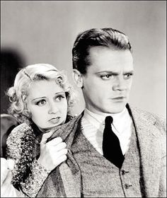 It's hard to imagine a better word to describe James Cagney and Joan Blondell as a team than the word moxie. Description from en.paperblog.com. I searched for this on bing.com/images