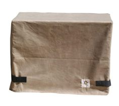 Elite 40 in. Square Fire Pit Cover Lightweight Waterproof Patio Furniture Cover