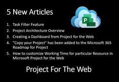 Microsoft Project, Project 4, 5 News, News Articles, Ads