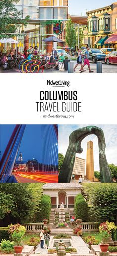 One of America's best displays of modern architecture waits in Columbus, which knows how to blend small-city hospitality with modern style. Architecture tours introduce visitors to many of the gems around the town of 45,000.