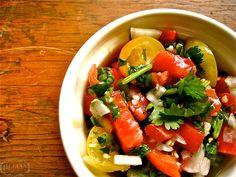 Throwback Thursday: Fresh From The Garden Salsa