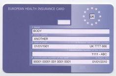 Cardul European de Asigurari Sociale de Sanatate (CEASS) - Cum aplic pentru unul?