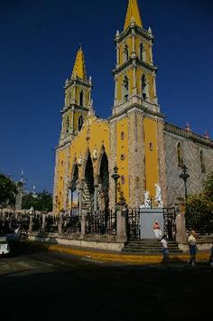 Immaculate Conception Cathedral, Mazatlan, Mexico