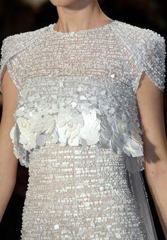 Vlada Roslyakova, Chanel Couture S/S 2009