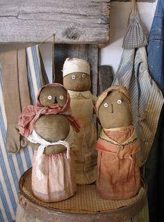 The best early bottle dolls