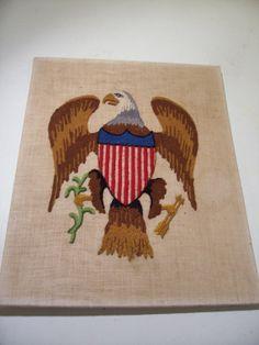 Eagle Handmade Vintage by rustyitems on Etsy, $35.00