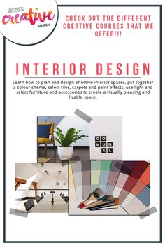 Interior Design Involves Developing Spaces That Fufill A Purpose Or Clients Brief While Being Asthetically Pleasing Putting Together Concepts