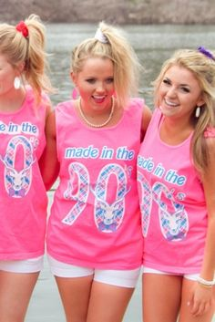 Made In The 90s Tank $32.99 #southernfriedchics