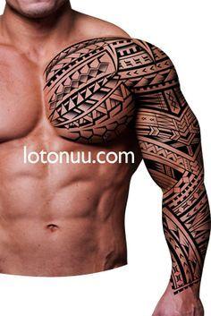 maori tattoo designs for women Hawaiianisches Tattoo, Armor Tattoo, Samoan Tattoo, Polynesian Tattoo Designs, Maori Tattoo Designs, Tattoo Sleeve Designs, Tribal Tattoos For Men, Tribal Sleeve Tattoos, Geometric Tattoos