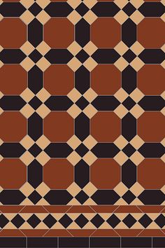 Warwick Tile Pattern