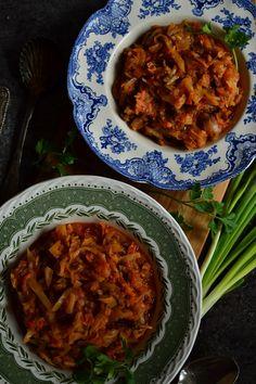 KRESOWA POSTNA KAPUSTA Beef, Ethnic Recipes, Food, Meat, Essen, Meals, Yemek, Eten, Steak