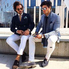 City living mens fashion