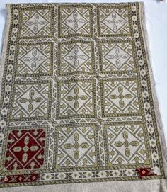 Embroidery Designs, Diy And Crafts, Bohemian Rug, Cross Stitch, Quilts, Blanket, Rugs, Cross Stitch Embroidery, Punto De Cruz