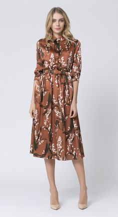 Alexander Terekhov Pre-Fall myfashion_diary Source by Modest Outfits, Classy Outfits, Modest Fashion, Dress Outfits, Fashion Outfits, Modest Clothing, Women's Dresses, Pretty Dresses, Beautiful Dresses