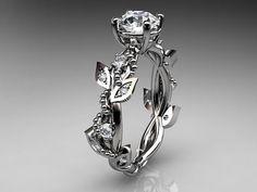 My wedding ring! Anjay Designs on Etsy